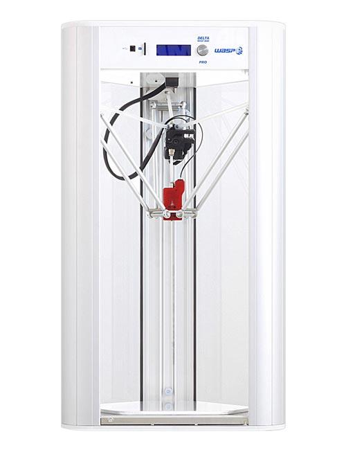 Stampante 3D delta -Delta WASP 2040 PRO