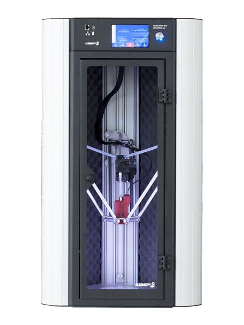 Stampante delta professionale - Delta WASP 2040 INDUSTRIAL 4.0