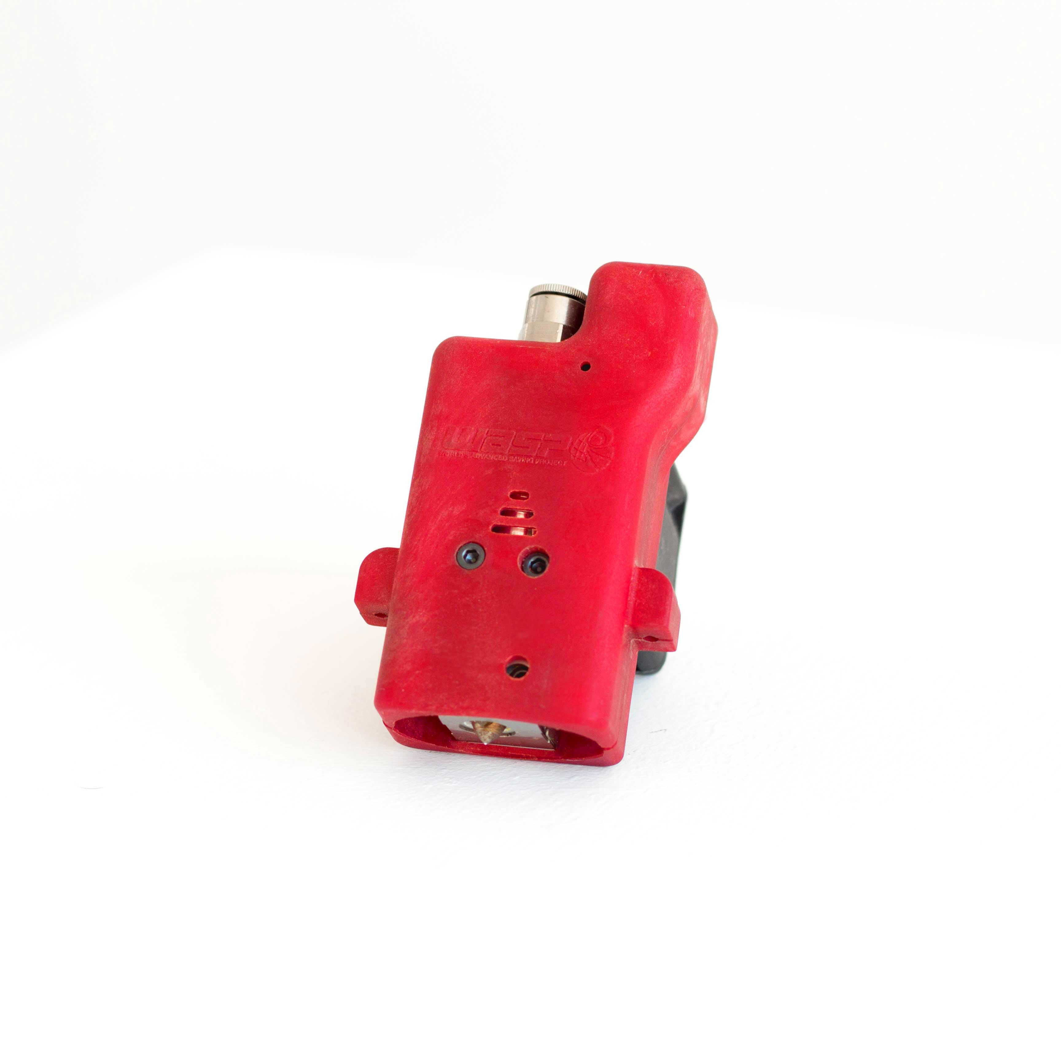 3d printer extruder - WASP SPITFIRE RED EXTEUDER