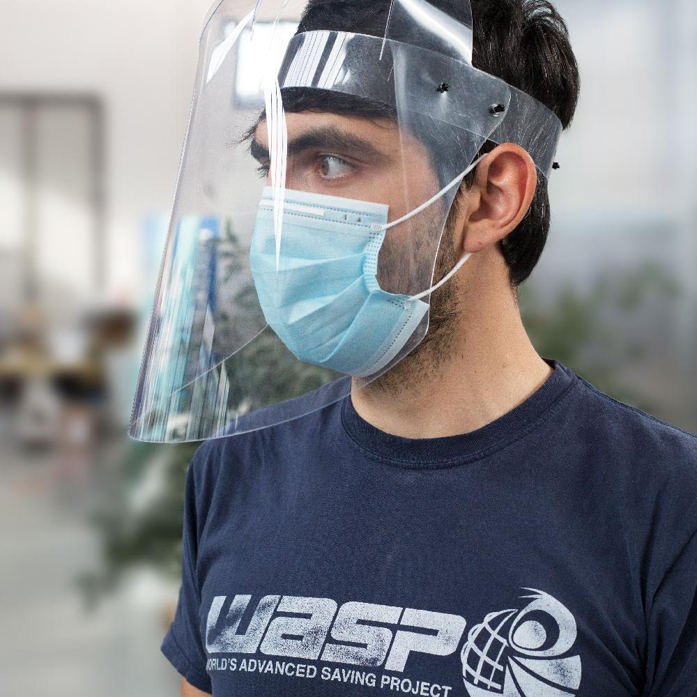 WASP Protective Visor