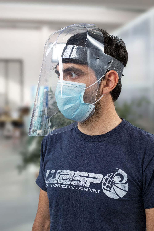 Visiera Protettiva WASP