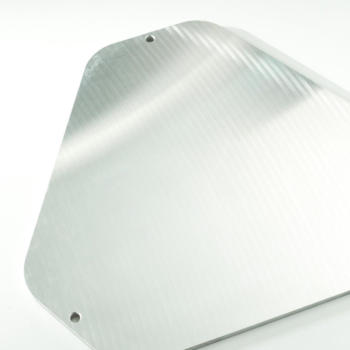 Piano di stampa in alluminio per le stampanti 3D WASP